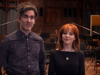 Pete's Dragon: Daniel Hart And Lindsey Stirling On How Lindsey Got Involved With Pete's Dragon