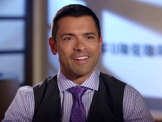 Nine Lives: Mark Consuelos On His Character 'Ian'