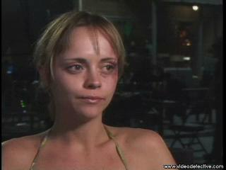christina ricci video