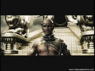 300 Scene You Must Be Xerxes