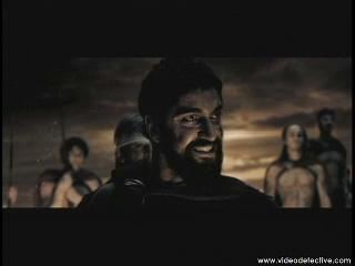 300 Scene No Retreat No Surrender This Is Sparta