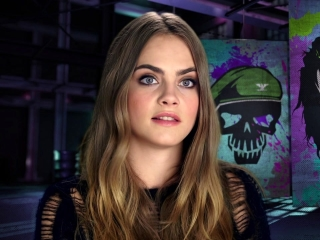 Cara Delevingne On Her Character