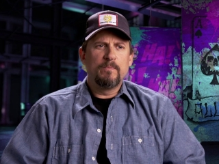 David Ayer On The Appeal Of Making A Film About Villians