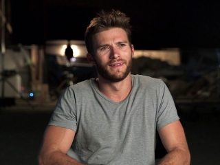 Scott Eastwood On His Character