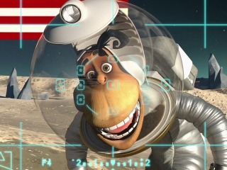 Space Dogs Adventure To The Moon Trailer 1