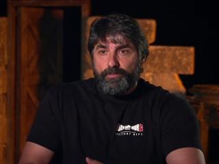 Ben-Hur: Giorgio Antonni On Researching Roman Fighting
