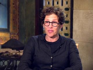 Ben-Hur: Naomi Shohan On The Ben-Hur House Exterior