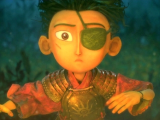 Kubo And The Two Strings: Garden Of Eyes