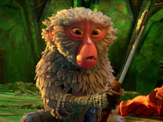 Kubo And The Two Strings: Creatures Of Darkness (Featurette)