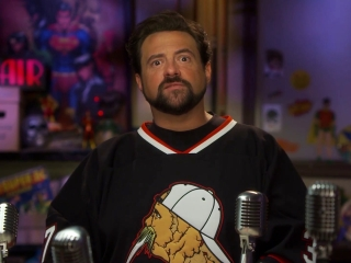 Kevin Smith's Yoga Hosers Premiere Party Q & A (Kevin Smith Spot)