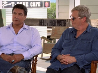 Hell Or High Water: Jeff Bridges & Gil Birmingham