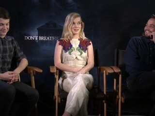 Don't Breathe: Jane, Dylan And Daniel On Their Reactions To Seeing The Film