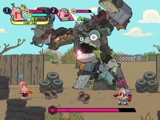 Battle Crashers
