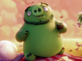 The Angry Birds Movie: Leonard Character Vignette (French