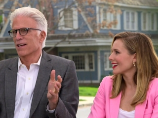 The Good Place: First Look
