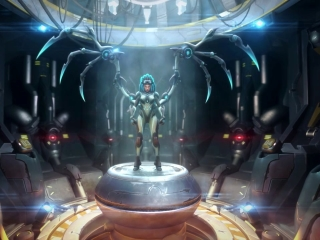 Machines Of War Gamescom Two Thousand Sixteen Cinematic Trailer