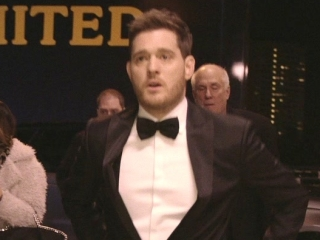 Michael Buble Tour Stop One Hundred Forty Eight