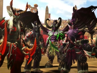 Arena Reveal Trailer