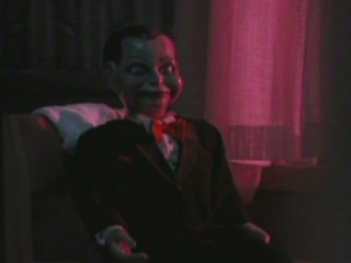 Dead Silence Scene: Billy Scares Jaimie In His Hotel Room