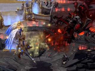 Eternal Conflict Battlefield Of Eternity Immortals