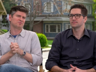 The Good Place: Michael Schur And Drew Goddard on the show