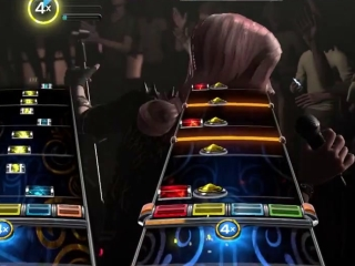 Rock Band Rivals Features Reveal
