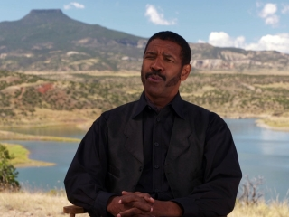 The Magnificent Seven: Denzel Washington On His Character