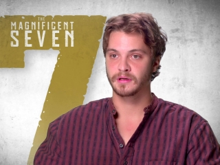 The Magnificent Seven: Luke Grimes On How Emma Inspires Teddy