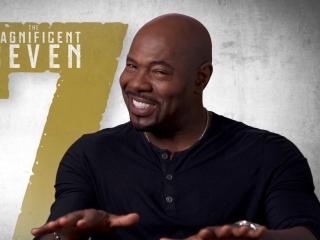 The Magnificent Seven: Antoine Fuqua On Casting Denzel Washington