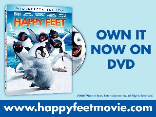 Happy Feet Scene So Accidentally Cool