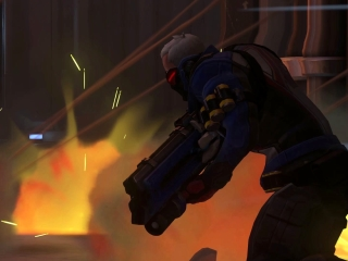 Soldier Seventy Six Sizzle