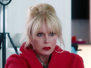Absolutely Fabulous: The Movie: Trollied