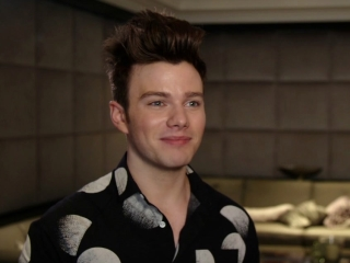 Absolutely Fabulous: The Movie: Chris Colfer On Edina And Patsy