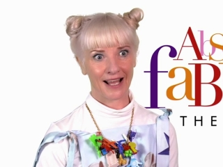 Absolutely Fabulous: The Movie: Jane Horrocks On Costumes