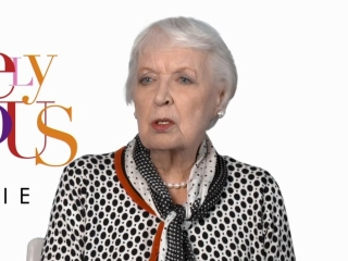 Absolutely Fabulous: The Movie: June Whitfield On Her Character