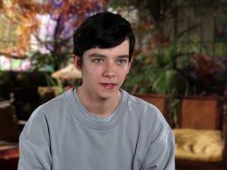 Miss Peregrine's Home For Peculiar Children: Asa Butterfield On What Excited Him About The Film