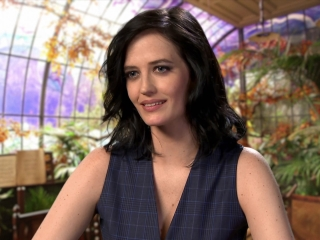 Miss Peregrine's Home For Peculiar Children: Eva Green On Why She Joined The Film