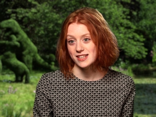 Miss Peregrine's Home For Peculiar Children: Lauren McCrostie On Being A Part Of The Film