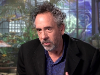 Miss Peregrine's Home For Peculiar Children: Tim Burton On The Book