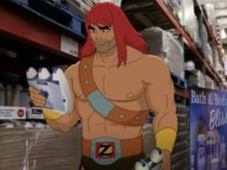 Son Of Zorn: The Weekend Warrior