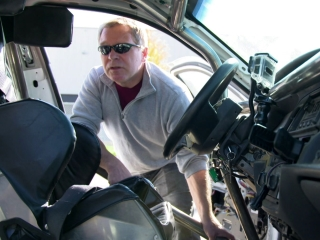 Chicago P.D.: One Chicago Day: Stunt Driver Jim Fierro