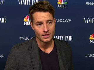 This Is Us: Vanity Fair Party: Justin Hartley