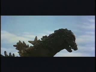 Godzilla Vs The Thing Mothra Scene Baby Mothra Attacks