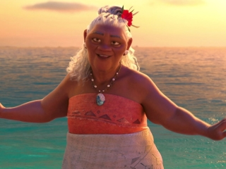 Moana: Is There Something You Want To Hear?