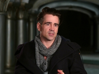 Fantastic Beasts And Where To Find Them: Colin Farrell On J.K. Rowling And The Script