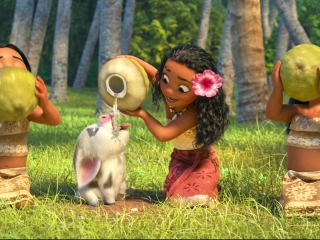 Moana: The Way To Moana (Featurette)