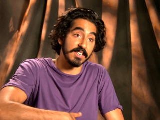 Lion: Dev Patel On Nicole Kidman