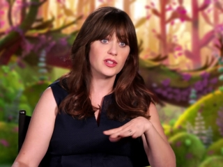 Trolls: Zooey Deschanel On The Story