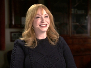 Bad Santa 2: Christina Hendricks On Billy Bob Thornton's Portrayal Of Willie