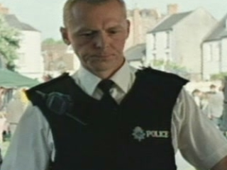 HOT FUZZ SCENE: CARNIVAL SHOOTING